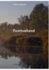 Festivalland