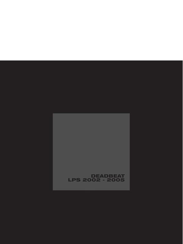 Deadbeat-LPs