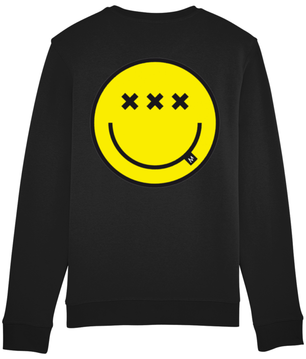 acidsmiley-sweater-back-black
